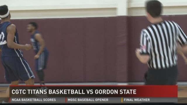CGTC Sweeps Gordon College Basketball