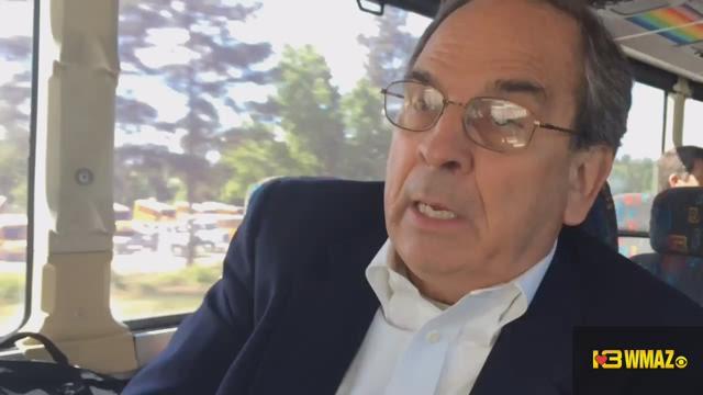 Macon mayor talks about SC trip