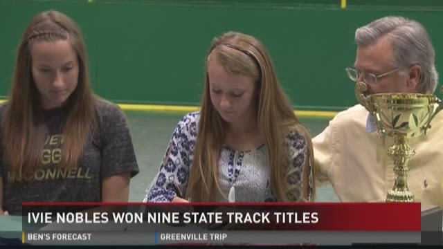 Twiggs Academy's Ivie Nobles signs with Truett-McConnell