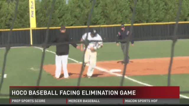 HoCo baseball facing elimination game