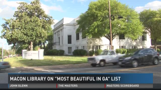 Macon Library Makes State 39 S Most Beautiful List
