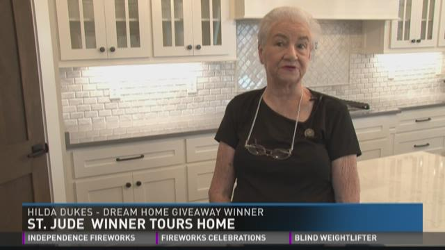 St Jude Dream Home  Winner