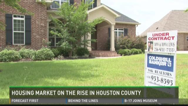 Houston County housing market on rise