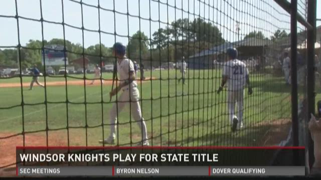 HIGHLIGHTS: Windsor vs. Piedmont in state finals