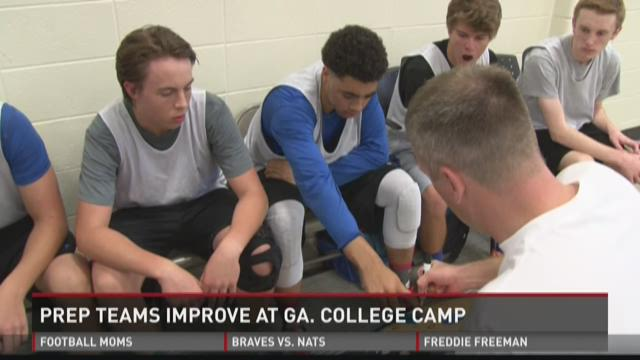 Minnesota Basketball Team Team Basketball Camp Helps