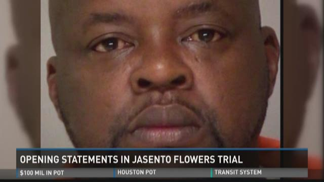 Opening statements in Jasento Flowers trial