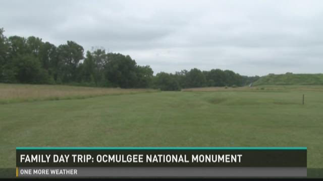 Family Day Trip: Ocmulgee National Monument