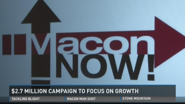 $2.7 million campaign to focus on growth