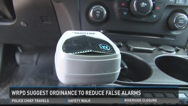 Warner Robins police suggest ordinance to reduce false alarms
