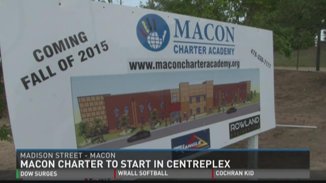 Macon Charter Academy to start in Centreplex