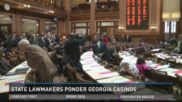 Casino vote in georgia