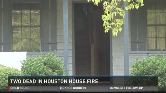 Two dead in Houston house fire