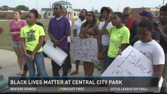 Black Lives Matter rally held in Macon