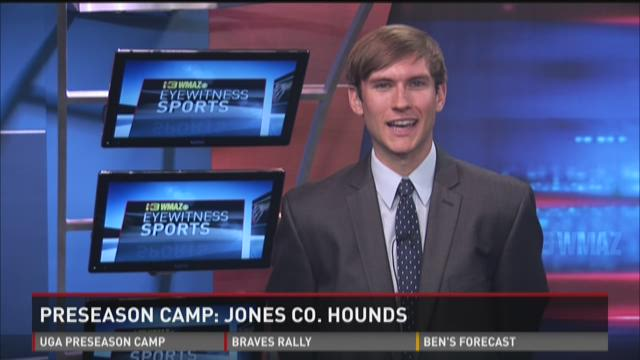 WATCH: Jones Co. football preview