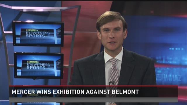 HIGHLIGHTS: Mercer vs. Belmont