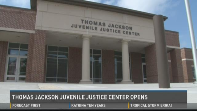 Bibb Co. juvenile justice center named for activist
