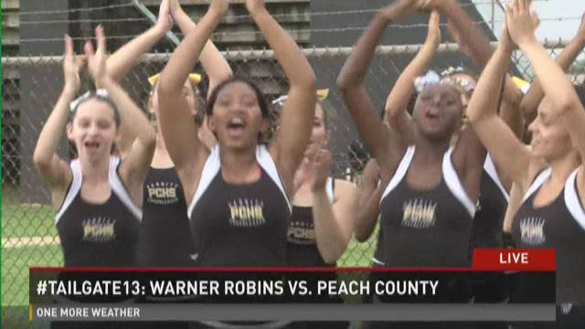 #Tailgate13: Warner Robins vs. Peach County