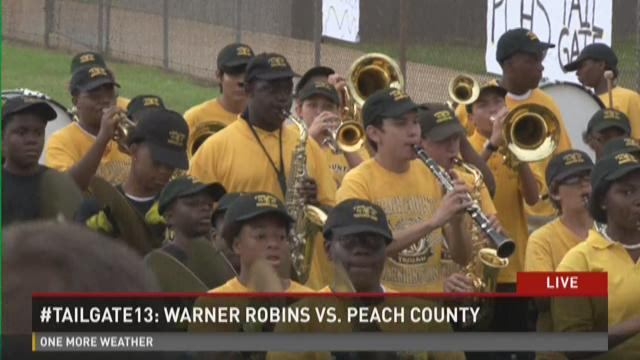 #Tailgate13: Warner Robins vs. Peach County (pt. 2)