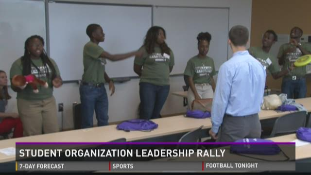CTSO Leadership Rally held on MGSU Macon campus
