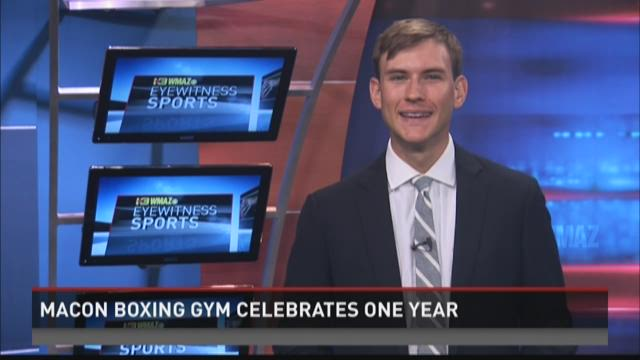 WATCH: Macon-Bibb United Boxing celebrates one year