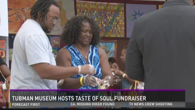 Tubman Museum hosts 'Taste of Soul' fundraiser