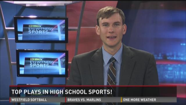 WATCH: Top Plays in prep sports