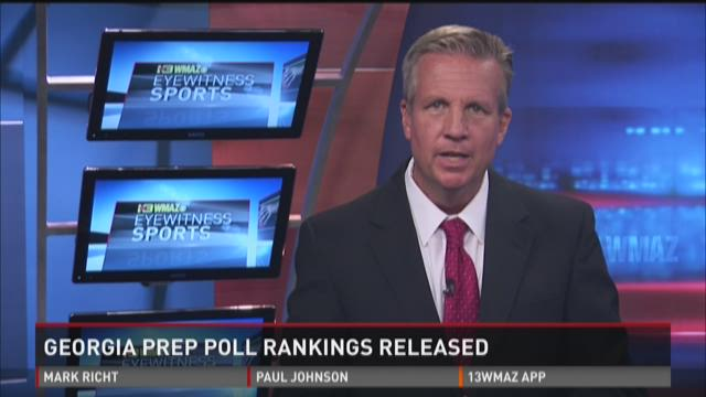 WATCH: Prep football rankings released