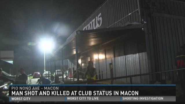 Sheriff David Davis speaks on Macon's 17th homicide
