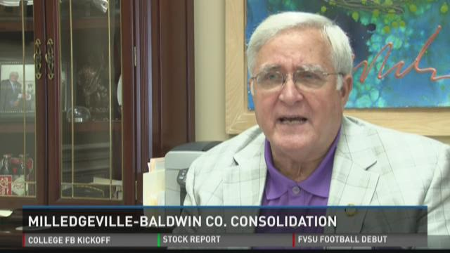 Voters to decide Milledgeville-Baldwin County government consolidation in November