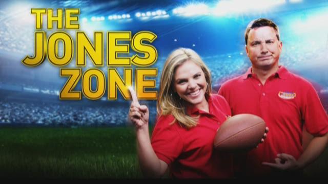 The Jones Zone Week 2