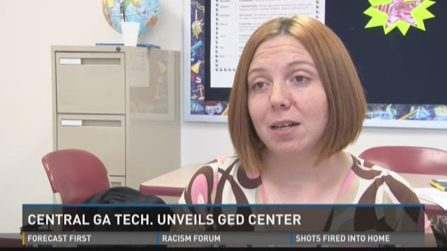 GED Testing Center opens at the Milledgeville campus of Central Georgia Technical College