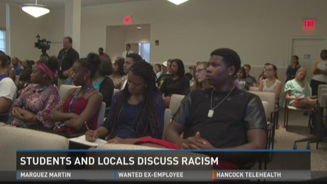 Milledgeville community discusses racism accusations