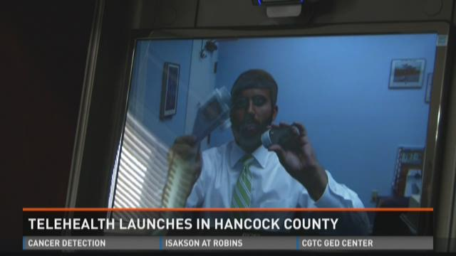 Telehealth launches in Hancock County