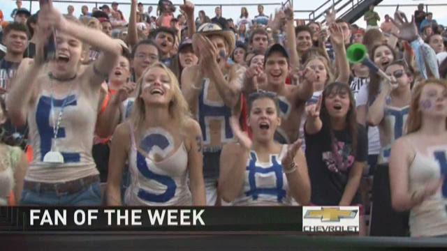WEEK 3: Fan of the Week