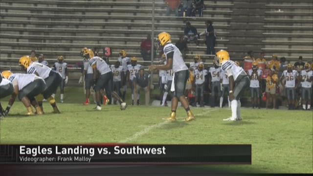 WEEK 3: Eagle's Landing vs. Southwest