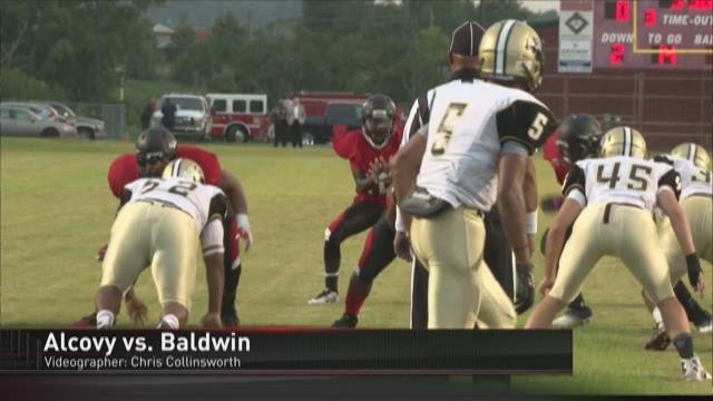 WEEK 3: Alcovy vs. Baldwin