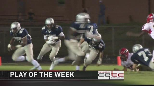 Week 7: Play of the Day