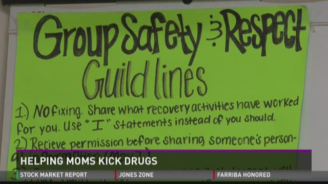 LifeSPRING helping moms kick drugs