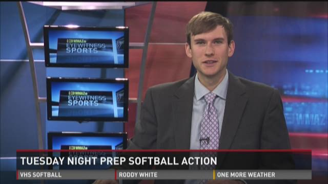 HIGHLIGHTS: Tuesday night prep sports action