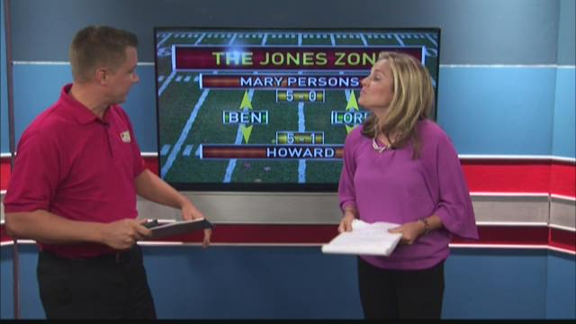 The Jones Zone, Week 7