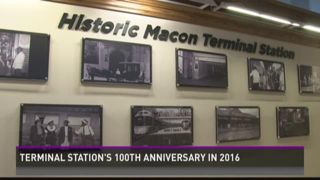 Terminal station's 100th anniversary in 2016