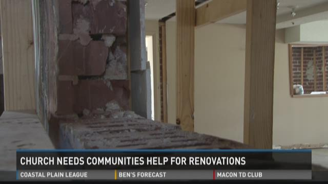 Warner Robins church needs community's help for renovations