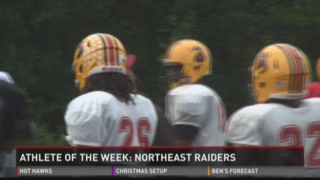 Athlete of the Week: Chris Spencer and Quinterrius Harvey