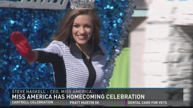 Photos: Miss America 2016