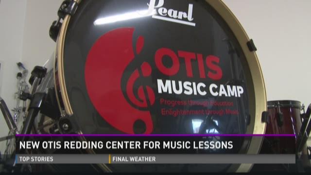 Otis Redding Foundation opens new center